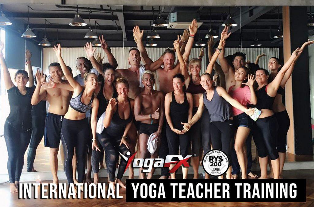 international yoga teacher training