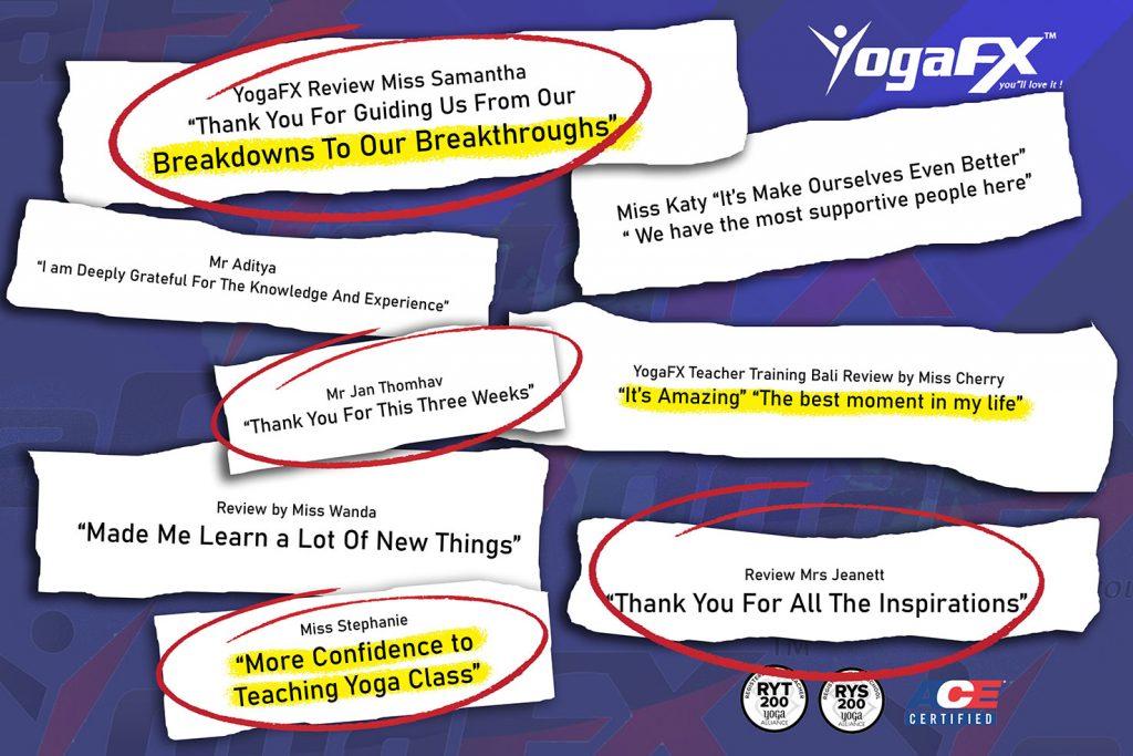 yoga teacher training bali reviews