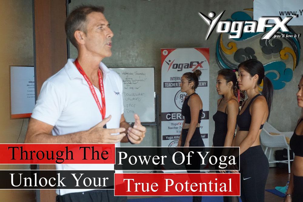 YogaFX Learn Yoga