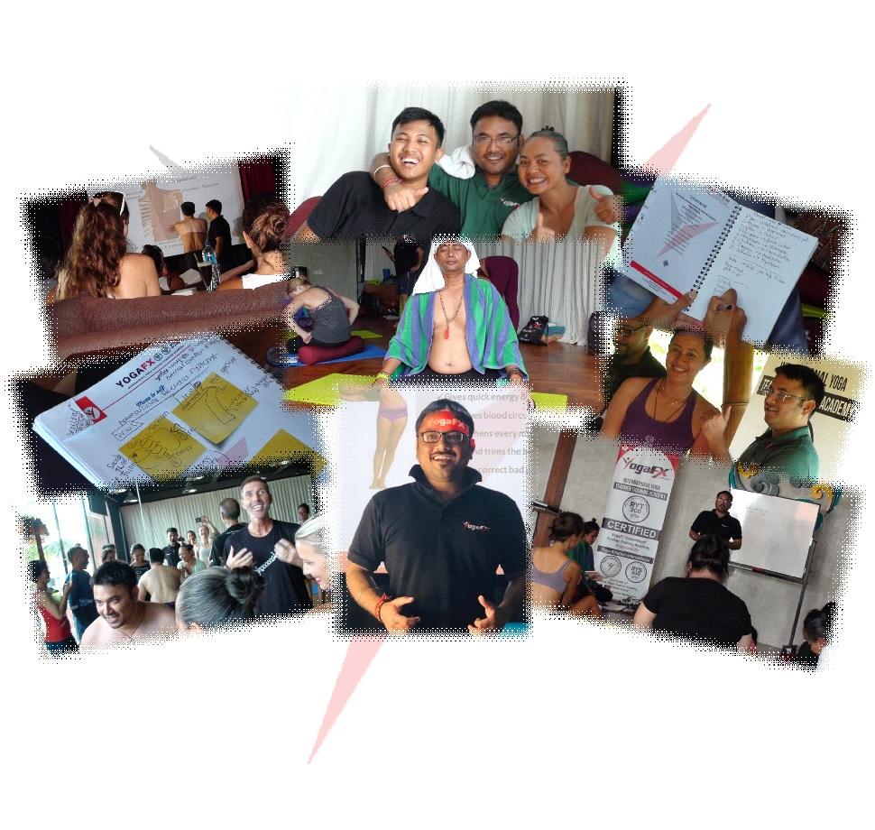 Yoga Teacher Training Lecture
