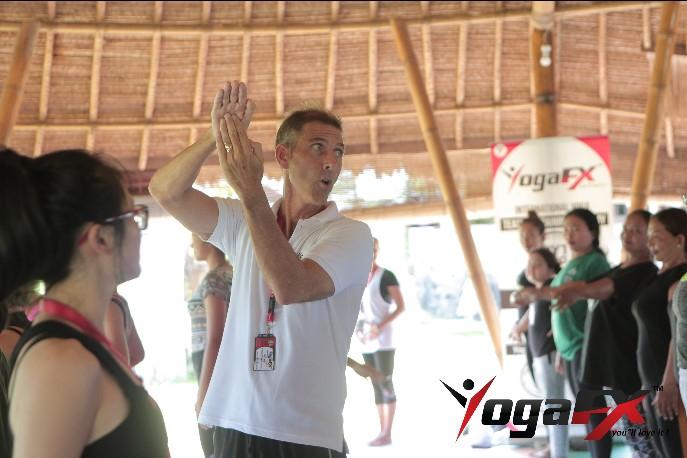 YogaFX Class Dialogue