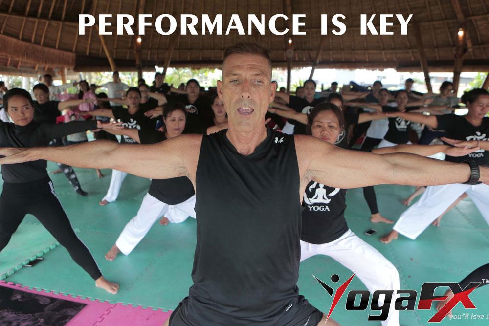 yoga instructor training